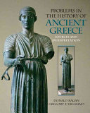Problems in the History of Ancient Greece Book