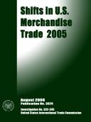 Pdf Shifts in U.S. Merchandise Trade 2005, Inv. 332-345