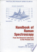 Handbook of Raman Spectroscopy