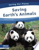 Saving Earth   s Animals Book PDF