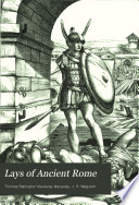 Lays of Ancient Rome, with Ivry and the Armada