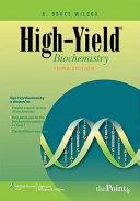High-Yield Pharmacology