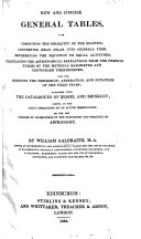 Pdf New ... tables for computing the obliquity of the Ecliptic, converting mean solar time into sidereal time, determining the equation to equal altitudes, calculating ... astronomical refractions ... and for deducing the precession, aberration and mutation of the fixed stars, together with the catalogues of Bessel and Brinkley