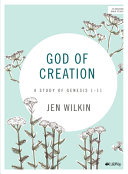 God of Creation   Bible Study Book  Revised