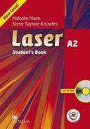 Laser A2 3E SB + CD + MPO Pack