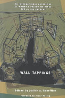 Wall Tappings