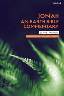 Jonah  An Earth Bible Commentary
