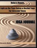 Relax   Renew Book PDF