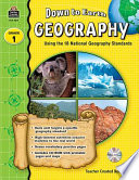 Down to Earth Geography  Grade 1 Book PDF