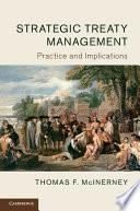 Strategic Treaty Management