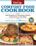 Comfort Food Cookbook