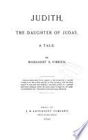 Judith  the Daughter of Judas