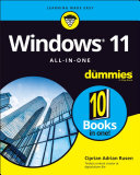 Windows 11 All in One For Dummies Book