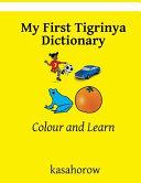 My First Tigrinya Dictionary