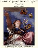 On the Principles of political economy and taxation [Pdf/ePub] eBook