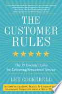The Customer Rules Book