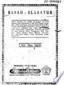 Babad-Blabatuh