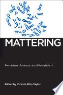 Mattering Book