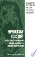 Reproductive Toxicology