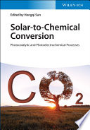 Solar to Chemical Conversion