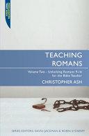 Teaching Romans Volume 2