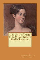 The Trees of Pride (1922) by