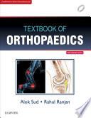 Textbook of Orthopaedics, 1e - E-Book