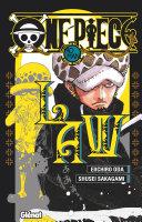 One Piece Roman - Novel Law