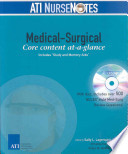 ATI NurseNotes Medical-Surgical