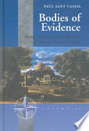 Bodies of Evidence Book