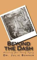 Beyond the Dash