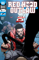Red Hood  Outlaw  2016    30
