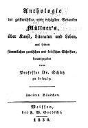 Müllner's werke