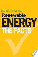 Renewable Energy     The Facts Book