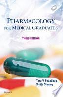"""Pharmacology: Prep Manual for Undergraduates E-book"" by Tara Shanbhag, Smita Shenoy"