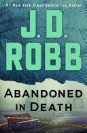 Abandoned in Death Pdf/ePub eBook
