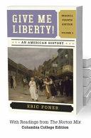 Give Me Liberty   vol  2  Book