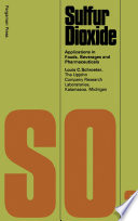 Sulfur Dioxide Book PDF