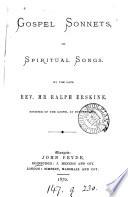 Gospel sonnets; or, Spiritual songs