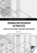 Journalism Research in Practice
