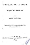 Wayfaring Hymns Book