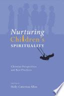 Nurturing Children S Spirituality
