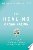 The Healing Organization Book