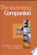 The Indexing Companion Book PDF