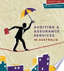 Cover of Auditing and Assurance Services in Australia, Seventh Edition