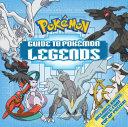 Guide to Pokemon Legends