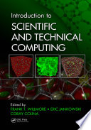 Introduction to Scientific and Technical Computing Book