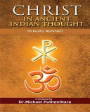 Christ In Ancient Indian Thought