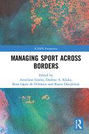 Managing Sport Across Borders
