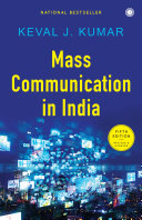 Mass Communication in India, Fifth Edition Book